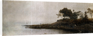 Along The Coast by Sanford Robinson Gifford