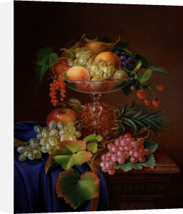 Still Life With Fruit by George Forster