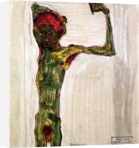 Anarchist by Egon Schiele