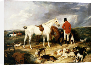 The Change by Sir Edwin Henry Landseer