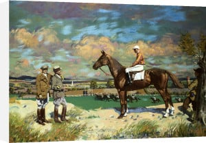 Sergeant Murphy And Things by Sir William Orpen