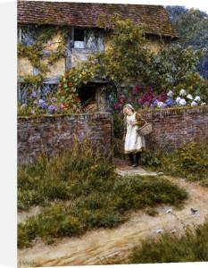 At Sandhills by Helen Allingham