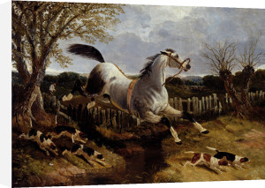 The Runaways by John Frederick Herring