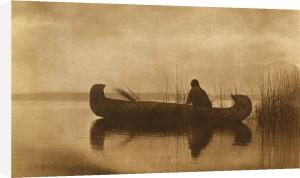 Kutenai Duck Hunter by Edward S. Curtis