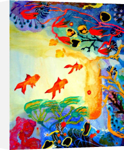 Magical Sea by Luisa Gaye Ayre