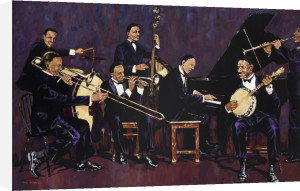Jelly Roll Morton and the Red Hot Peppers by John Wilsher