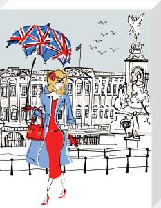 Rule Britannia by Louise Cunningham