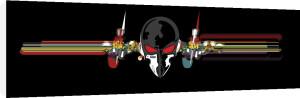 Archangel's Thunderbird by Christopher James Dayman