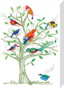 Singing Tree by Louise Cunningham