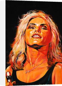 Debbie Harry by John Wilsher