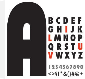 I Luv the Alphabet by Yeah, That