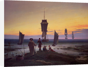 The Stages of Life, c.1835 by Caspar David Friedrich