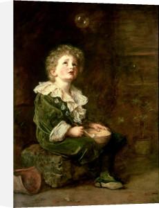 Bubbles by Sir John Everett Millais