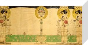 Miss Cranston's Buchanan Street Tearooms, 1896 by Charles Rennie Mackintosh
