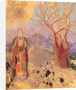 The Buddha, c.1905 by Odilon Redon
