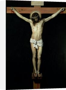 Christ on the Cross, c.1630 by Diego Rodriguez de Silva Velazquez
