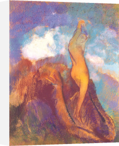 The Birth of Venus, 1912 by Odilon Redon