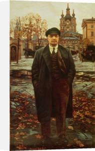 Vladimir Ilyich Lenin at Smolny, c.1925 by Isaak Israilevich Brodsky