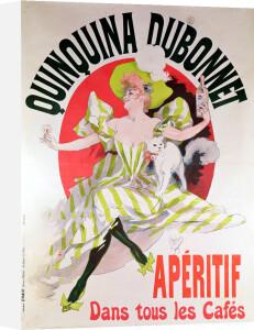 Quinquina Dubonnet' aperitif, 1895 by Jules Cheret