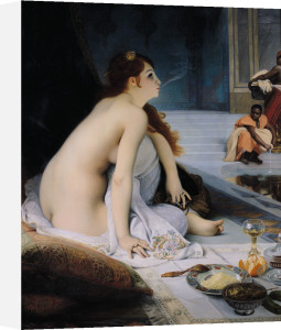 The White Slave, 1888 by Jean Jules Antoine Lecomte Du Nouy
