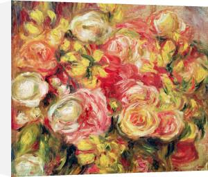 Roses, 1915 by Pierre Auguste Renoir
