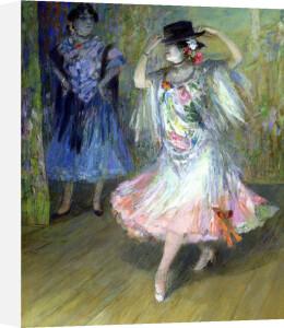 Two Spanish Dancers by Juan Roig y Soler