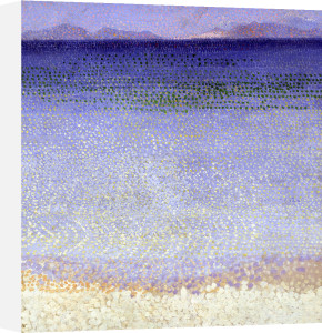 The Iles d'Or, c.1891 by Henri-Edmond Cross
