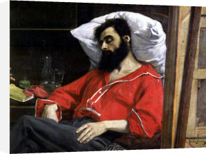 The Convalescent c.1860 by Charles Emile Auguste Carolus-Duran