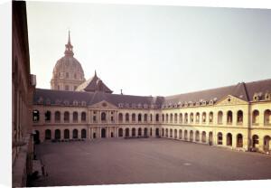 The Cour d'Honneur by Jules Hardouin Mansart