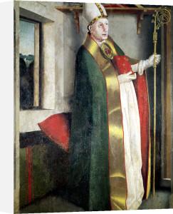 St. Augustine c.1435 by Konrad Witz