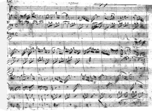 Trio in G major 1786 by Wolfgang Amadeus Mozart