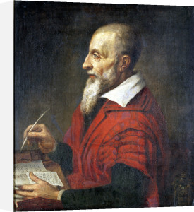 Joseph Justus Scaliger by French School