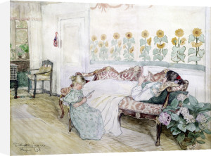 Interior 1898 by Peder Severin Kröyer