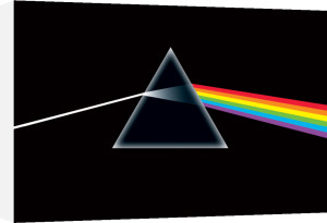Pink Floyd (Dark Side of the Moon) by Anonymous