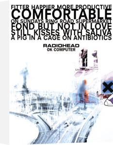 Radiohead (OK Computer) by Maxi
