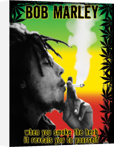 Bob Marley (Herb) by Anonymous