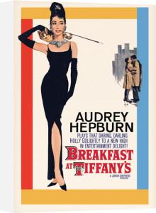 Audrey Hepburn - Breakfast at Tiffany's by Maxi