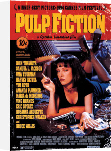 Pulp Fiction (Cover) by Anonymous