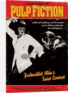 Pulp Fiction (Twist Contest) by Anonymous