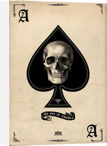 Ace of Spades by Anonymous