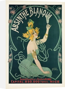 Absinthe Blanqui by Anonymous