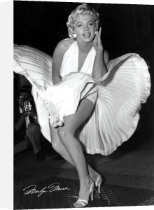Marilyn Monroe (Seven Year Itch) by Maxi