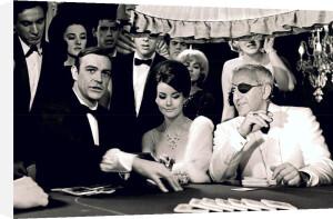James Bond (Thunderball Casino) by Celebrity Image