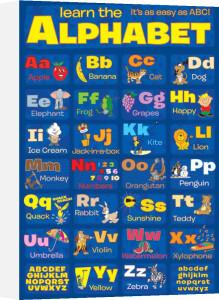 Learn The Alphabet by Maxi