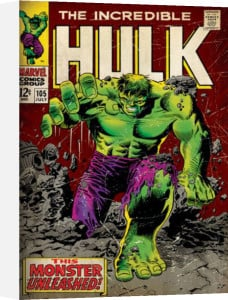 Incredible Hulk (Monster Unleashed) by Marvel Comics