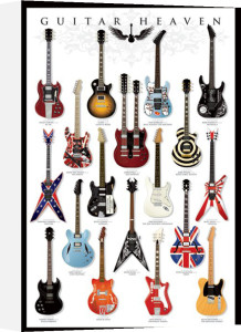 Guitar Heaven by Anonymous