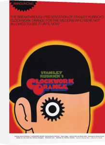 Clockwork Orange by Anonymous