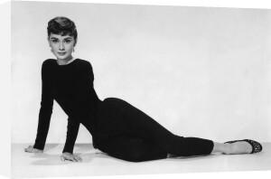 Audrey Hepburn by Bud Fraker