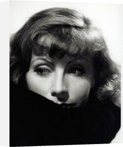 Greta Garbo by Clarence Sinclair Bull