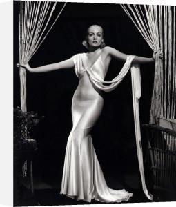 Carole Lombard by E.R. Richee